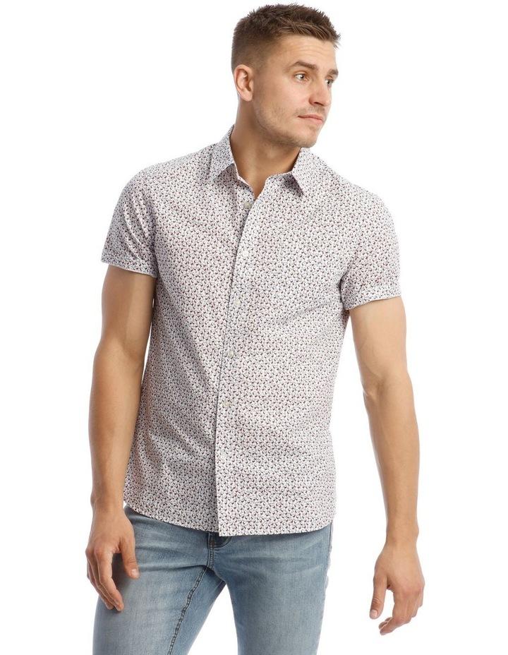 Corked Short Sleeve Print Shirt image 1