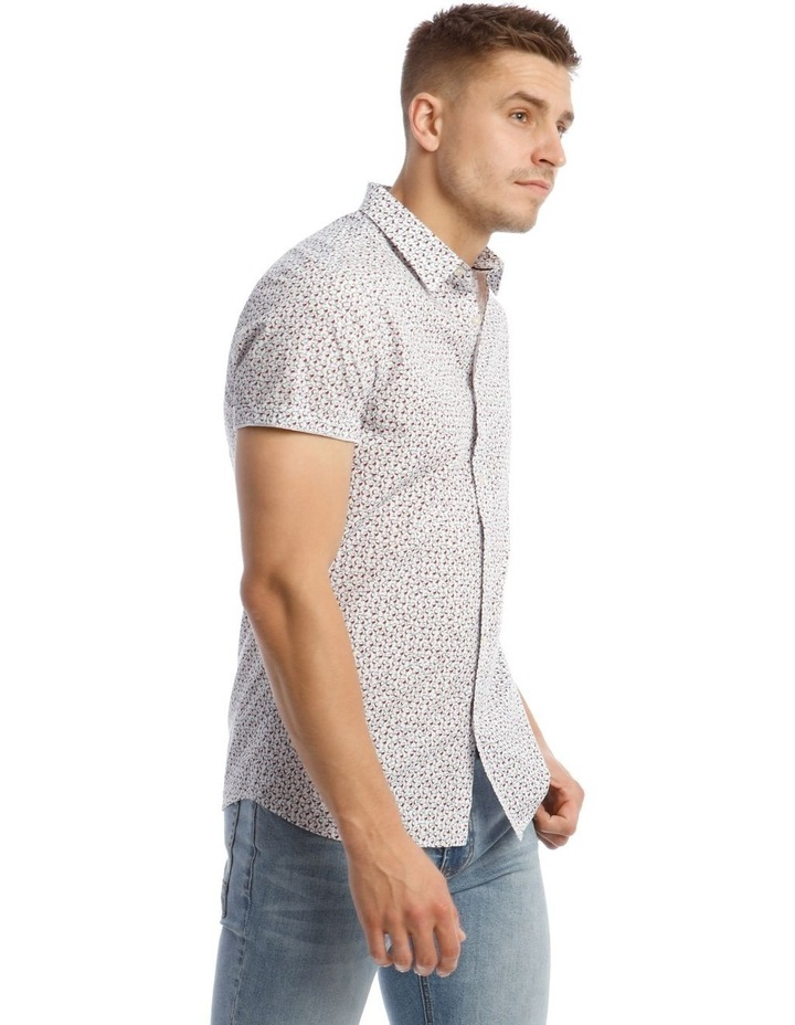Corked Short Sleeve Print Shirt image 2