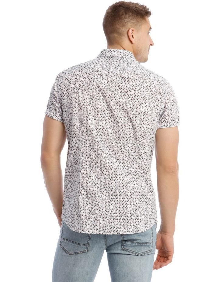 Corked Short Sleeve Print Shirt image 3