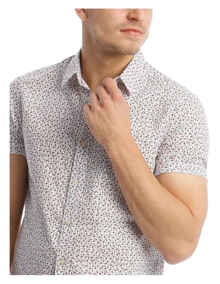Corked Short Sleeve Print Shirt image 4