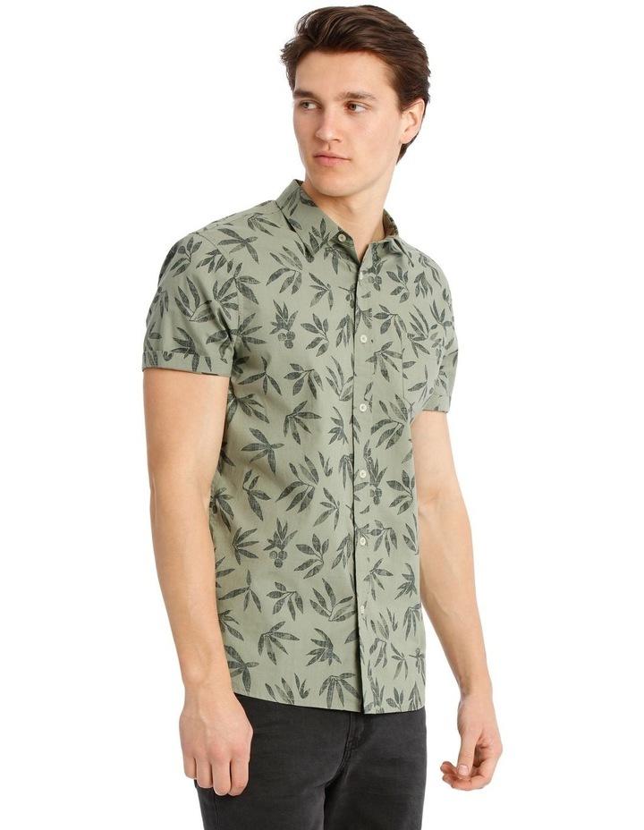 Seminyak Short Sleeve Resort Print Shirt image 2