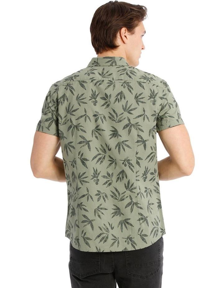 Seminyak Short Sleeve Resort Print Shirt image 3