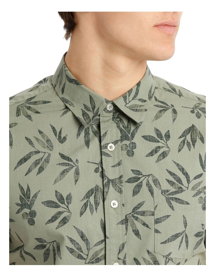 Seminyak Short Sleeve Resort Print Shirt image 4