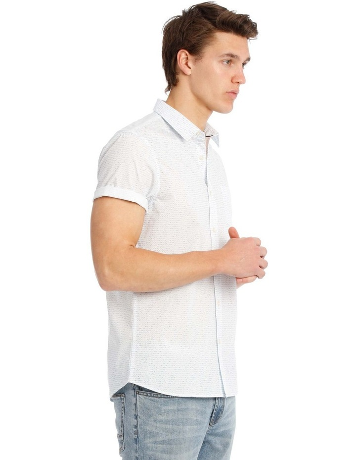 Broken Tide Short Sleeve Print Shirt image 2