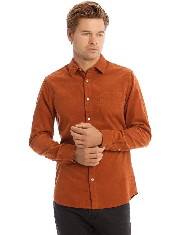 Artillery Long Sleeve Cord Shirt image 1