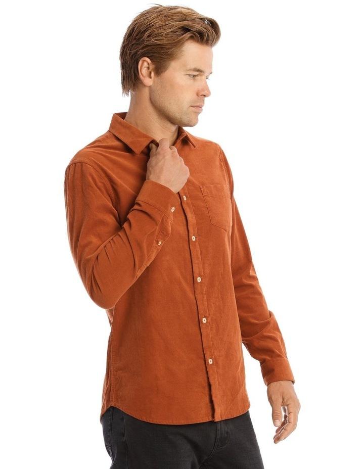 Artillery Long Sleeve Cord Shirt image 2