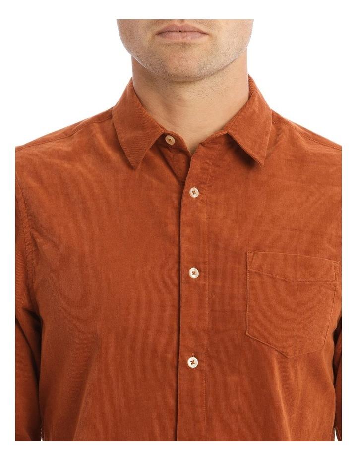Artillery Long Sleeve Cord Shirt image 4