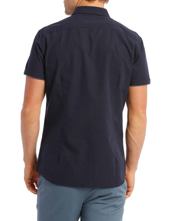 Apollo Dobby Short Sleeve Shirt image 3