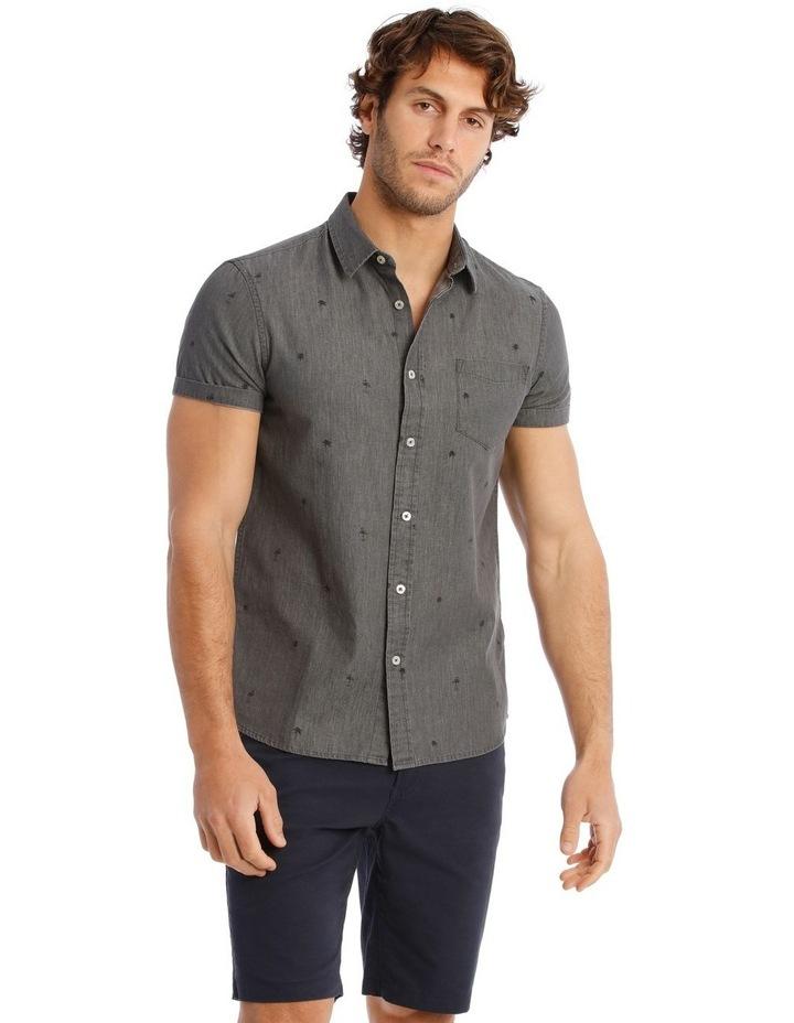 Bird of Paradise Short Sleeve Print Shirt image 1
