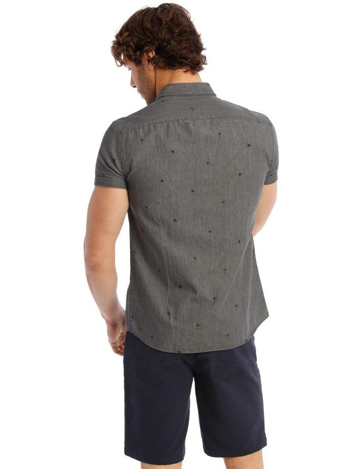 Bird of Paradise Short Sleeve Print Shirt image 3