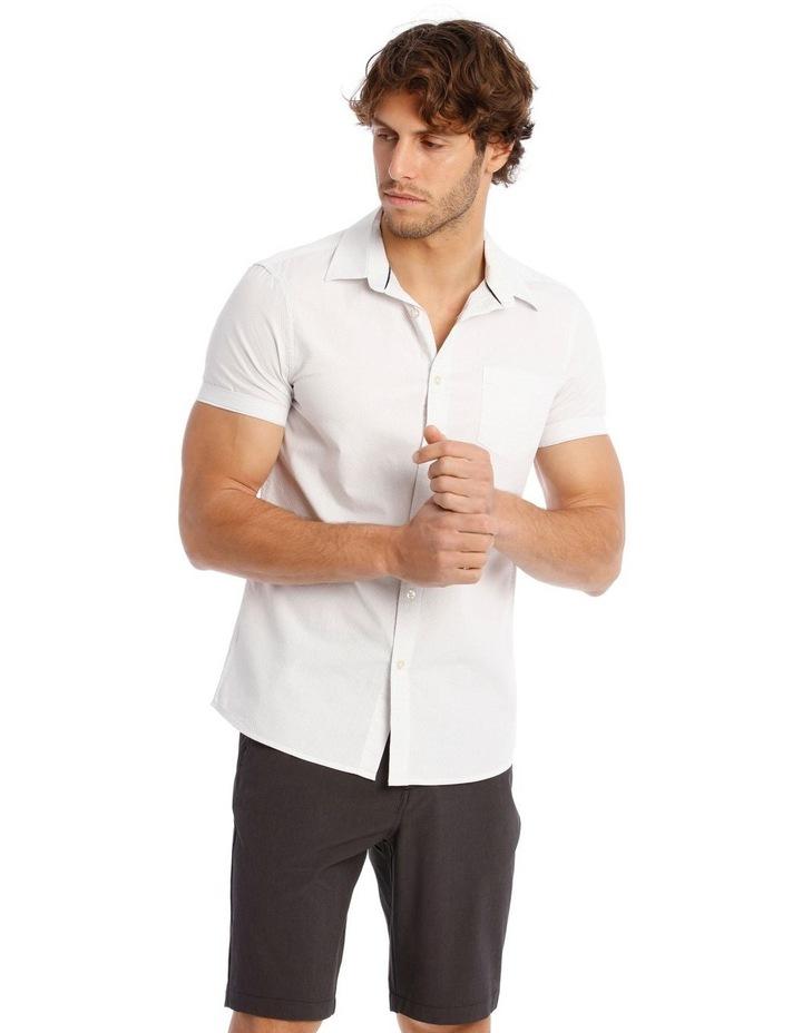 Apollo Dobby Short Sleeve Shirt image 1