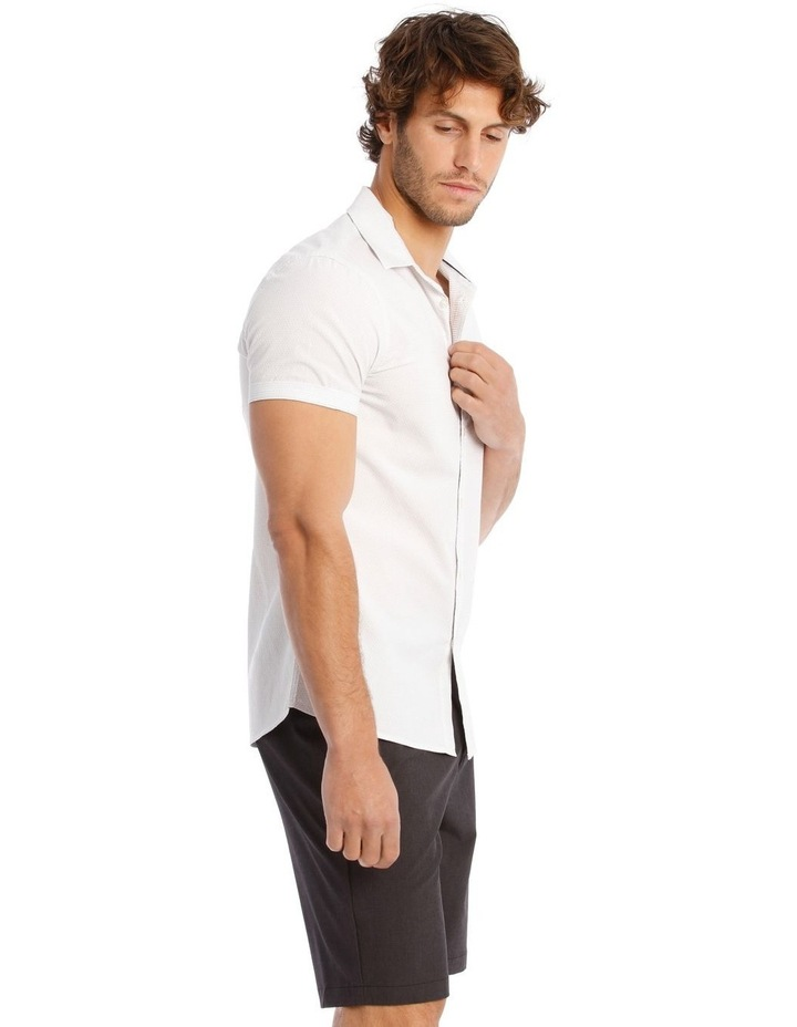 Apollo Dobby Short Sleeve Shirt image 2