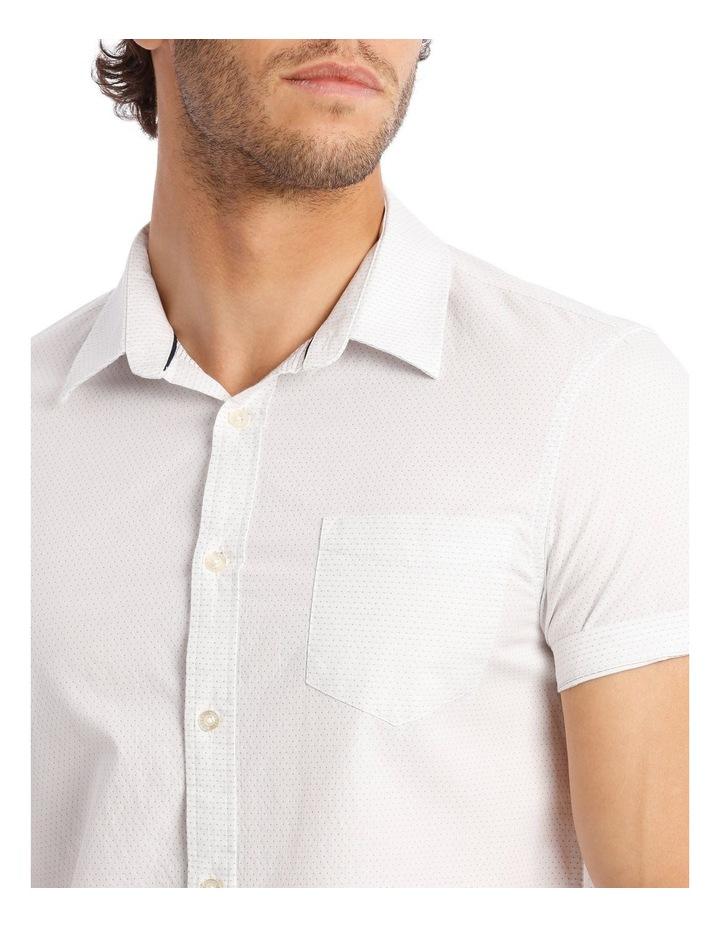 Apollo Dobby Short Sleeve Shirt image 4