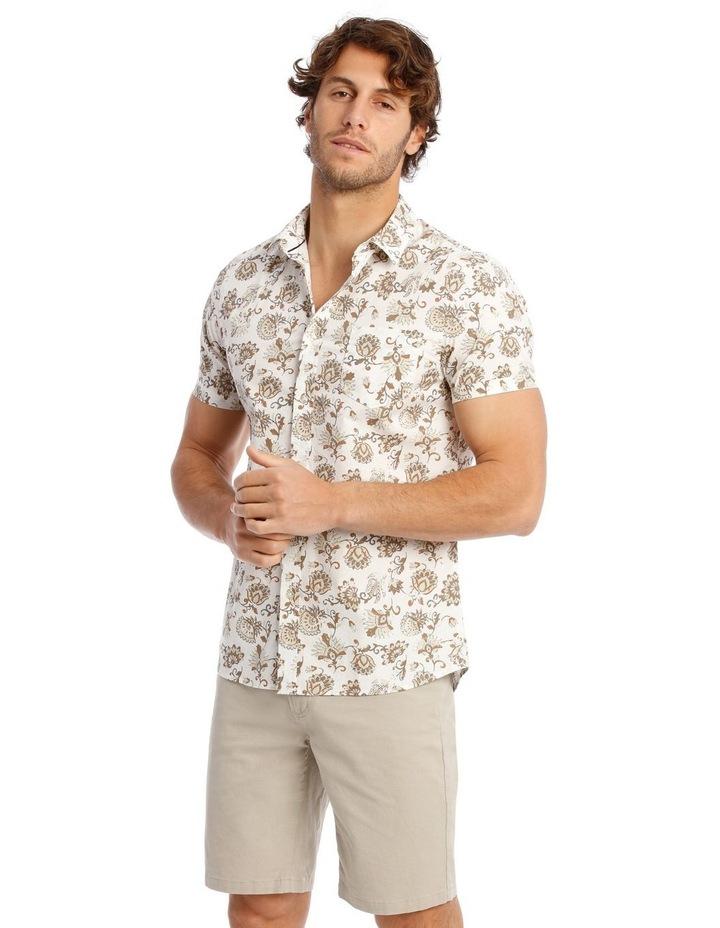 Borneo Short Sleeve Print Shirt image 1