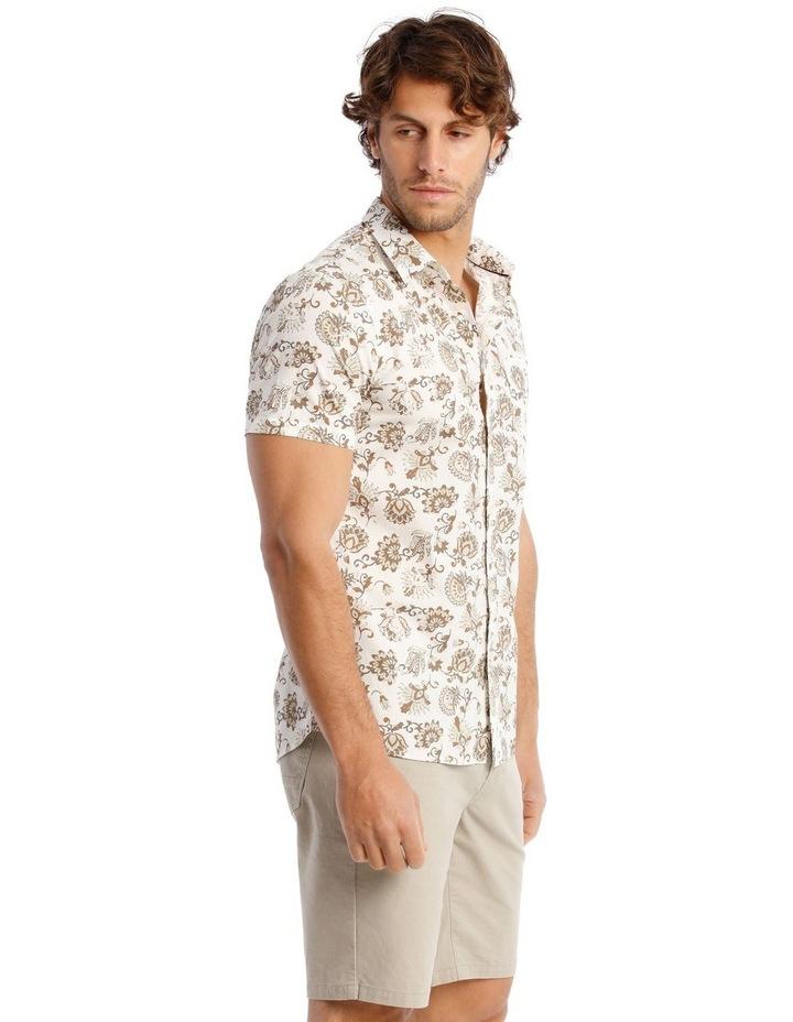 Borneo Short Sleeve Print Shirt image 2