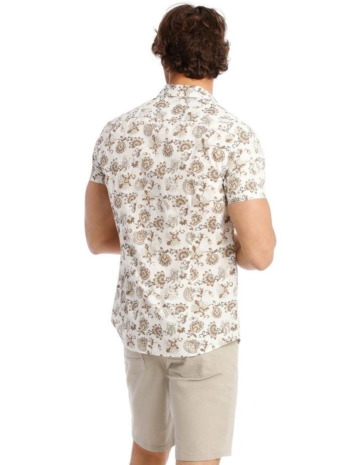 Borneo Short Sleeve Print Shirt image 3