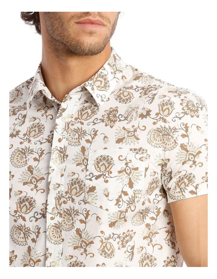 Borneo Short Sleeve Print Shirt image 4