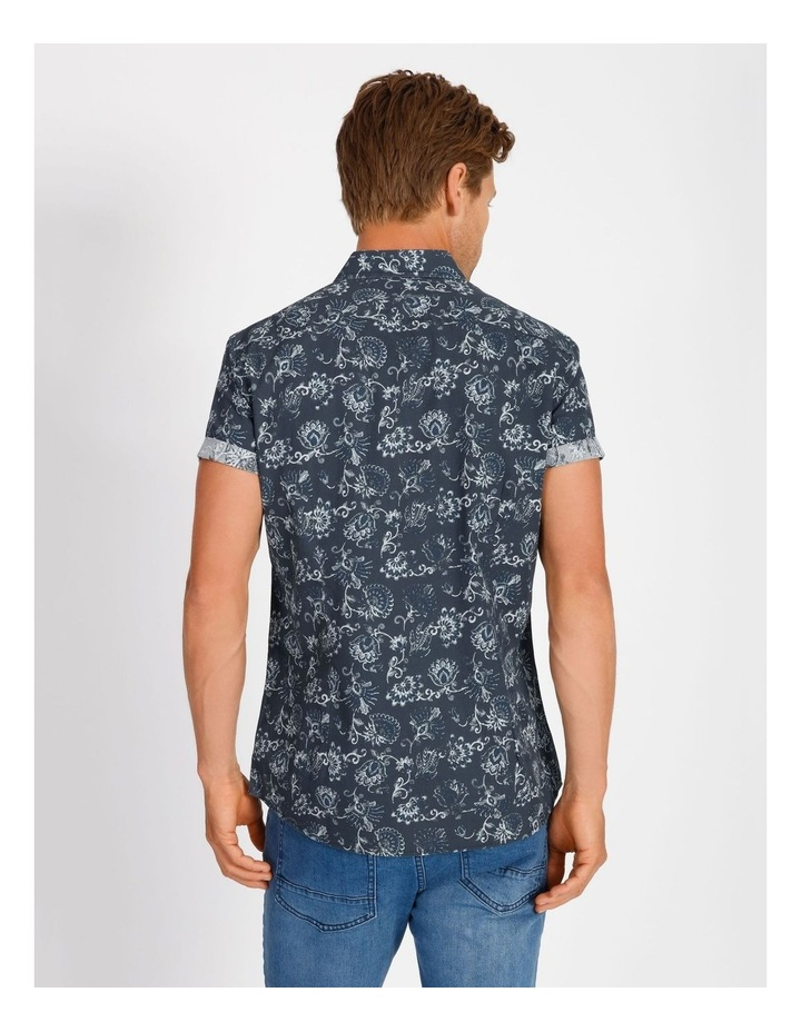 Barbados Short Sleeve Print Shirt image 3