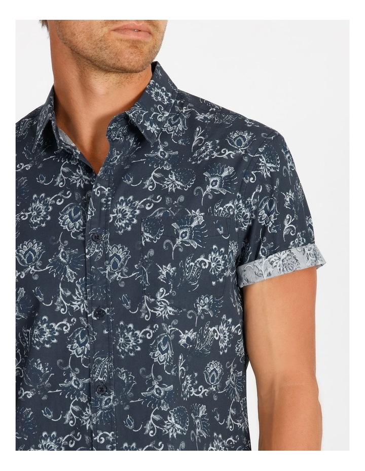 Barbados Short Sleeve Print Shirt image 4