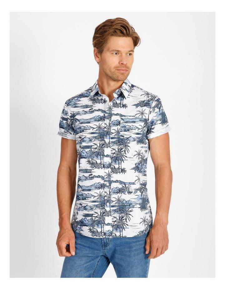 Havana Short Sleeve Print Shirt image 1