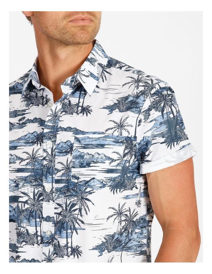 Havana Short Sleeve Print Shirt image 4