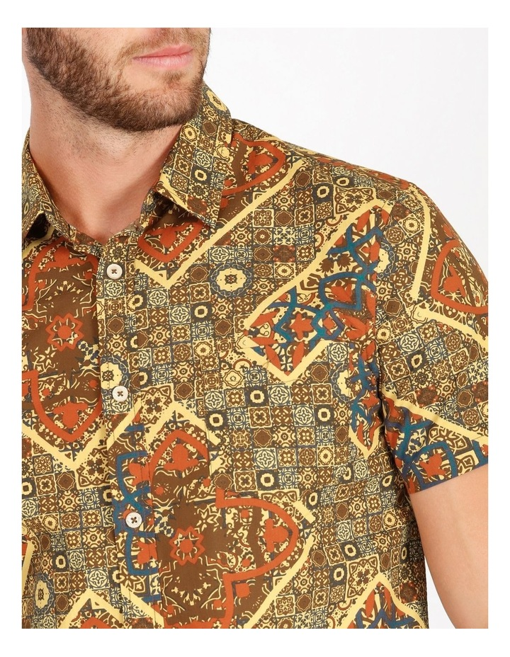 Brunswick All Over Print Short Sleeve Shirt image 4