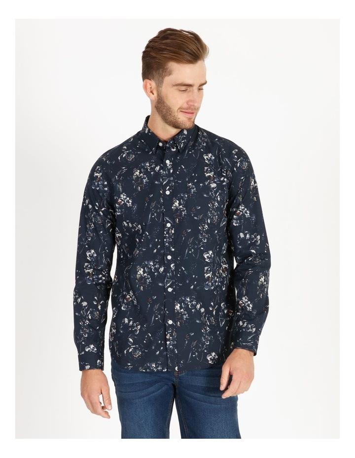 Ballina All Over Print Long Sleeve Shirt image 1
