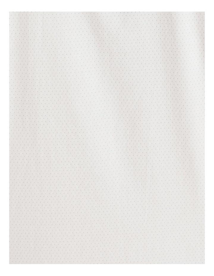 Daltry Dobby Short Sleeve Shirt White image 7