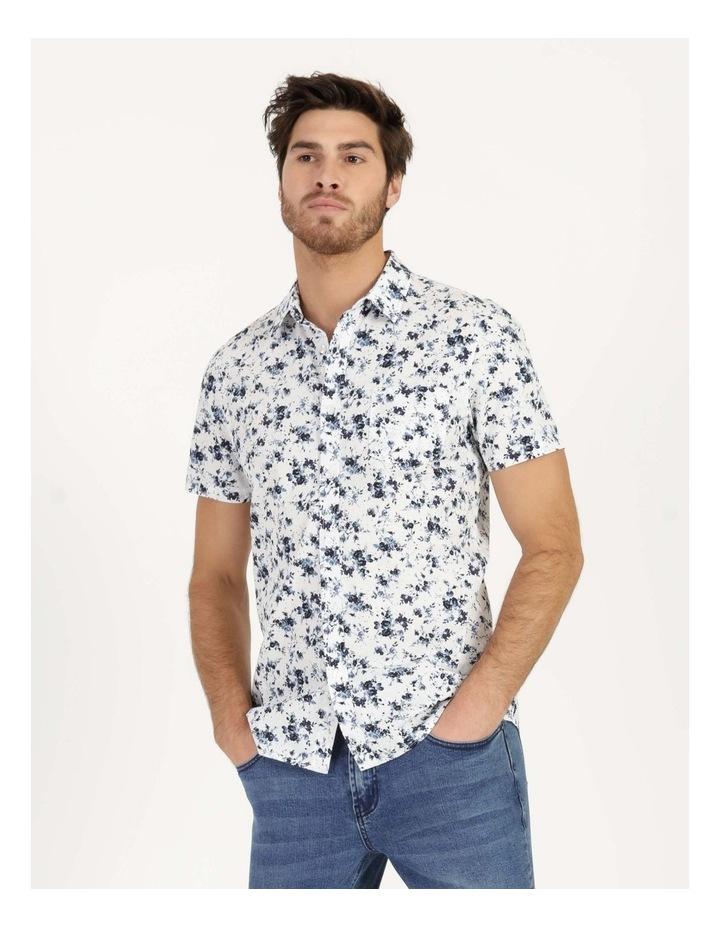 Cempaka All Over Print Short Sleeve Shirt image 1