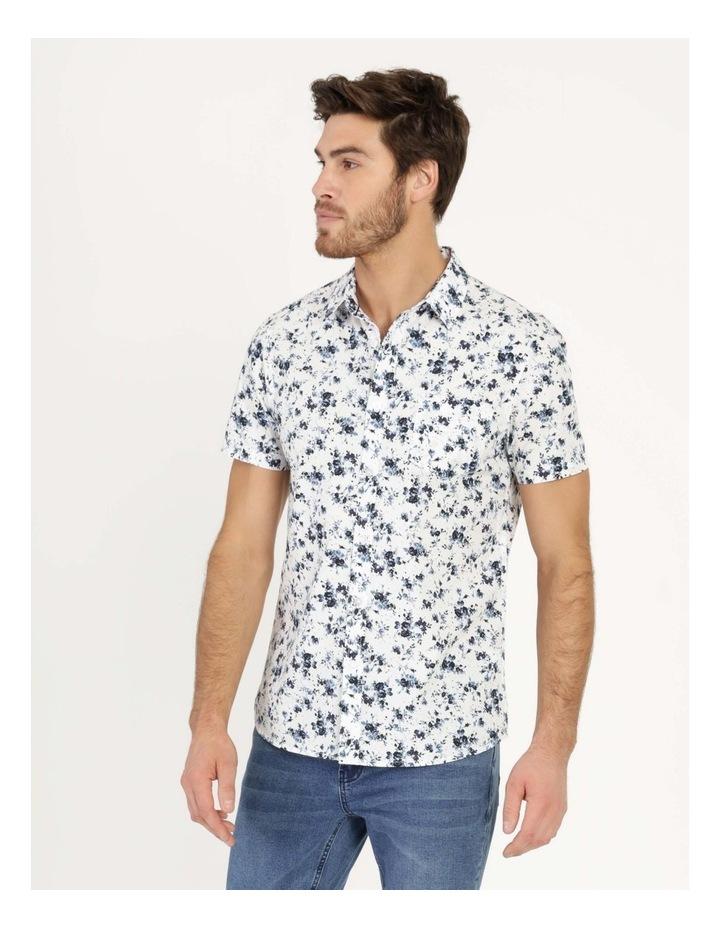 Cempaka All Over Print Short Sleeve Shirt image 3