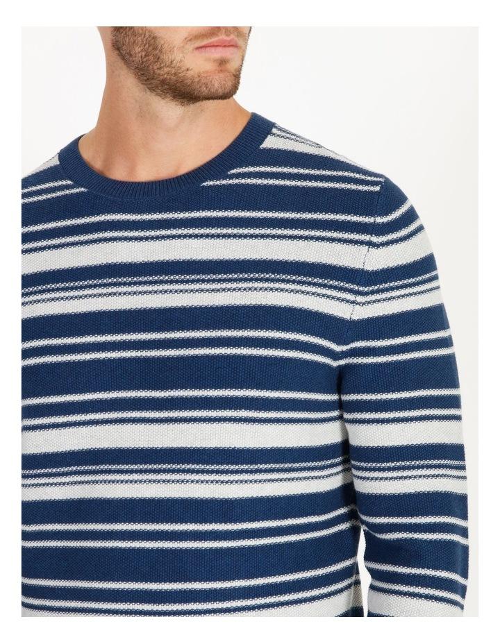 Mareeba Horizontal Stripe Knit Pullover image 4