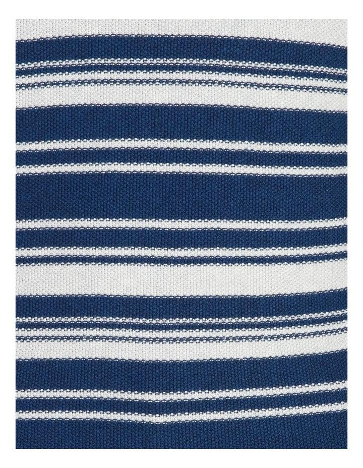 Mareeba Horizontal Stripe Knit Pullover image 5