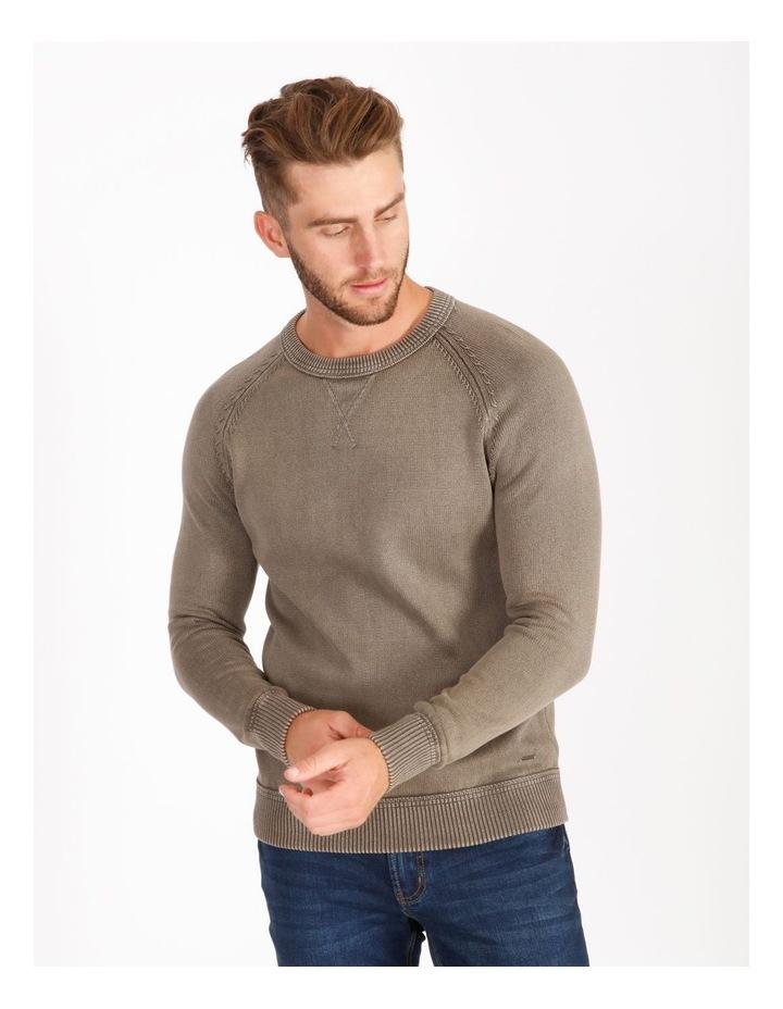 Roma Raglan Knit Pullover image 1