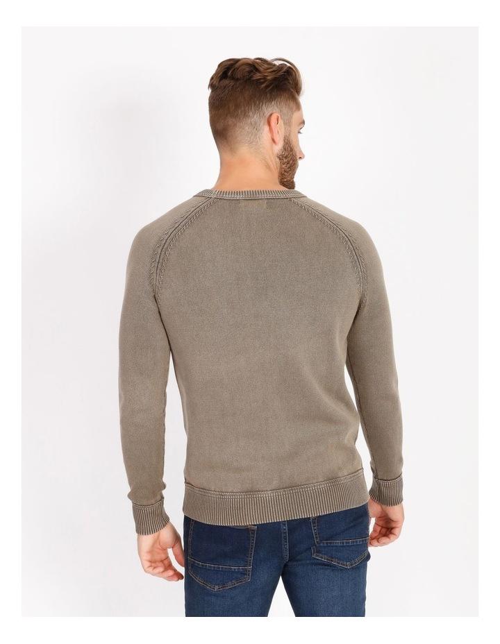 Roma Raglan Knit Pullover image 3