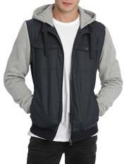 Maddox - Coronado Fleece Sleeve Jacket