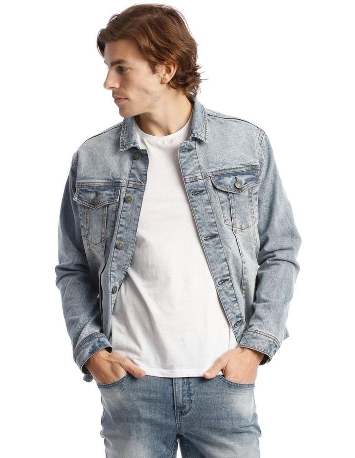 Caspian Denim Jacket image 1
