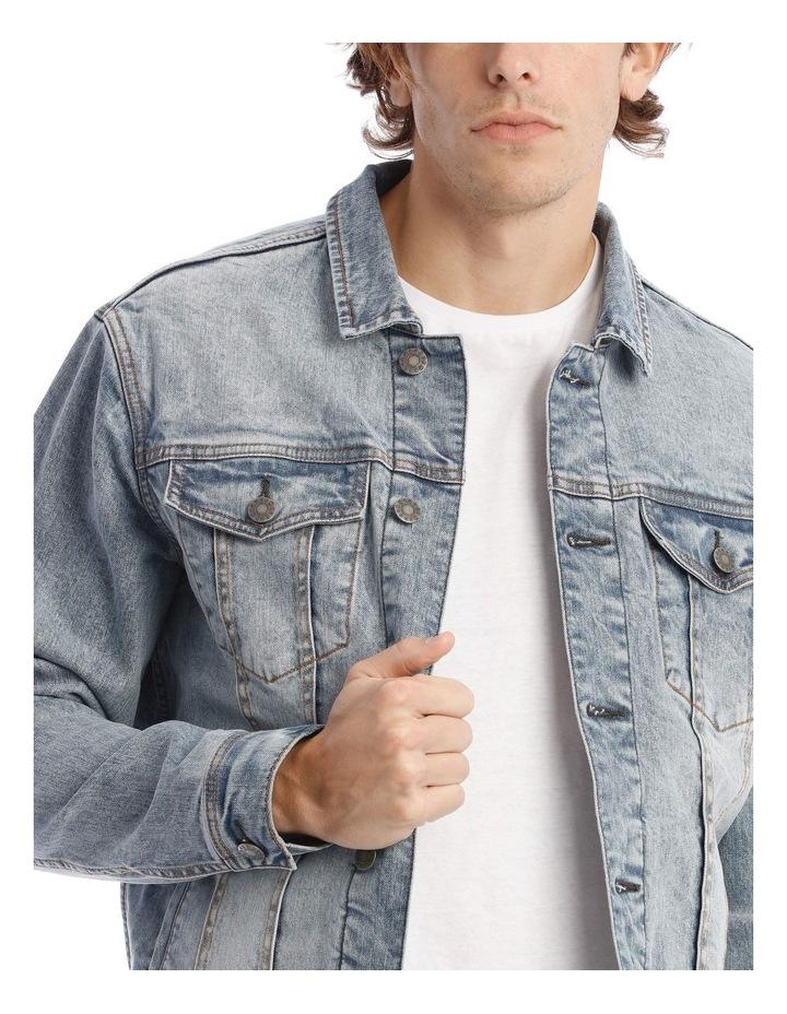 Caspian Denim Jacket image 4