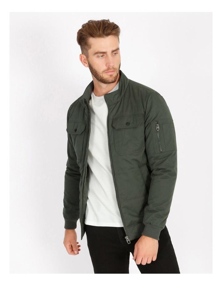 Emerald Padded Jacket image 1