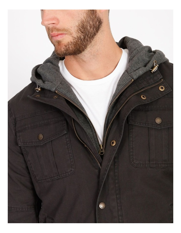 Hackney Hood Jacket image 5