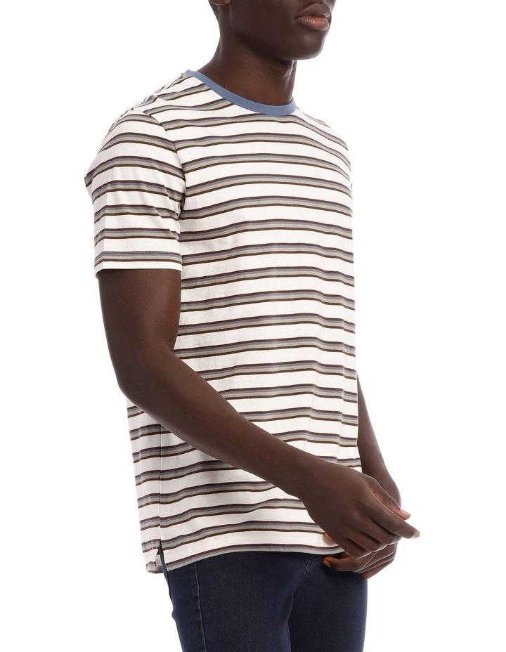 Sal Short Sleeve Stripe Tee image 2