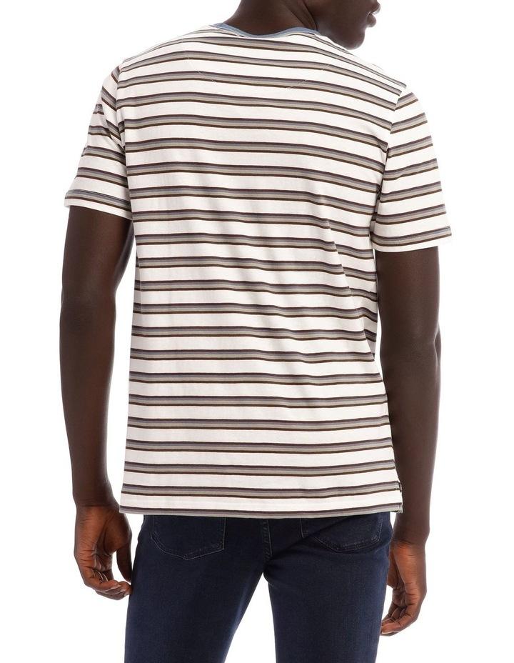 Sal Short Sleeve Stripe Tee image 3