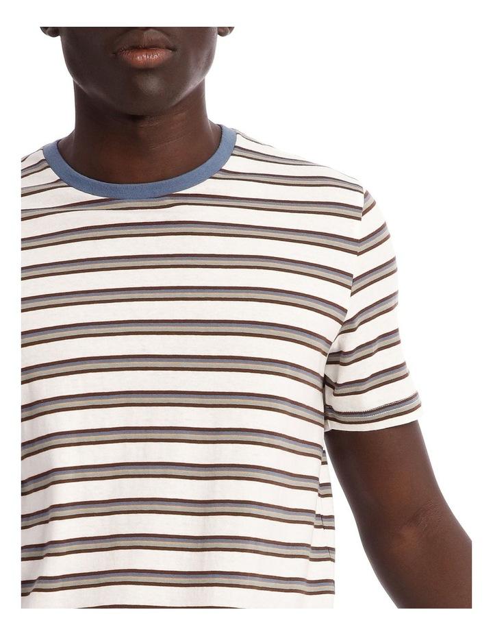 Sal Short Sleeve Stripe Tee image 4