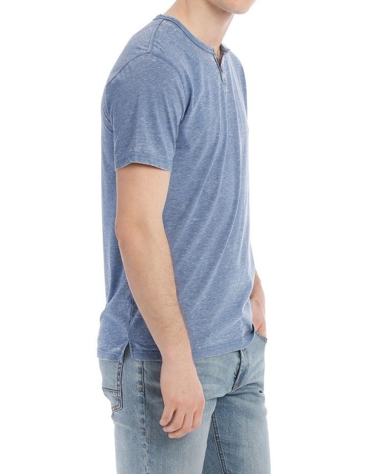 Hudson Short Sleeve Henley image 2