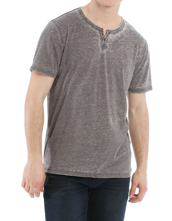 Hudson Short Sleeve Henley image 1