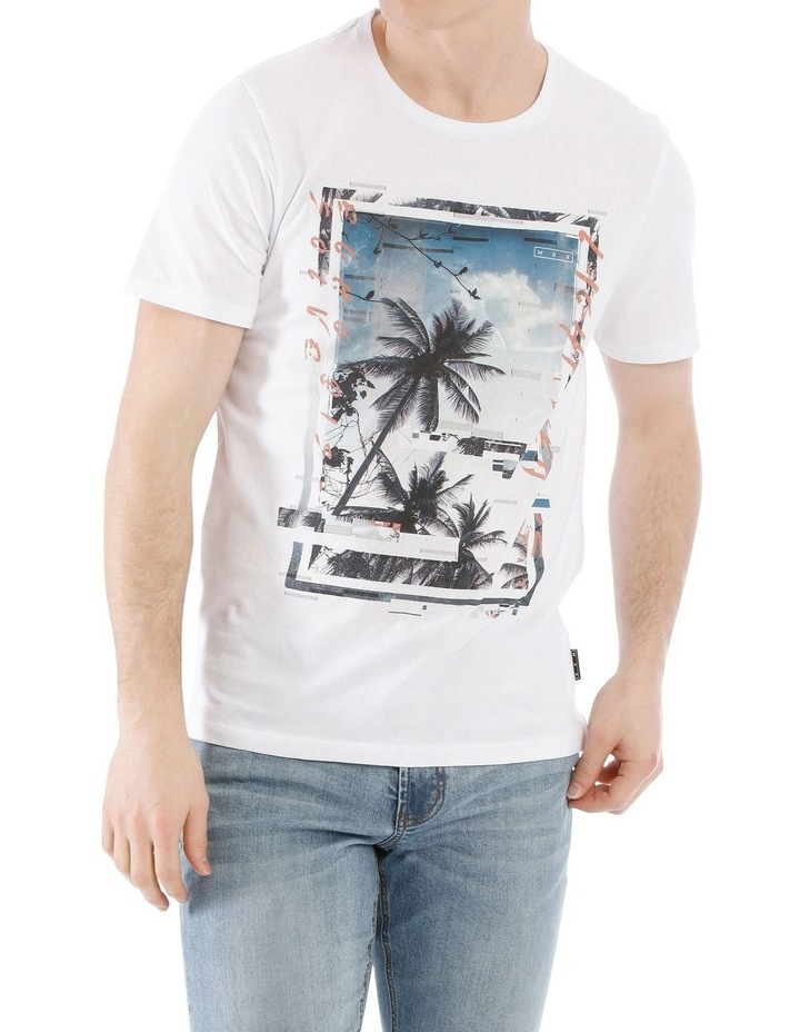 Vhs Palms Short Sleeve Print Tee image 1