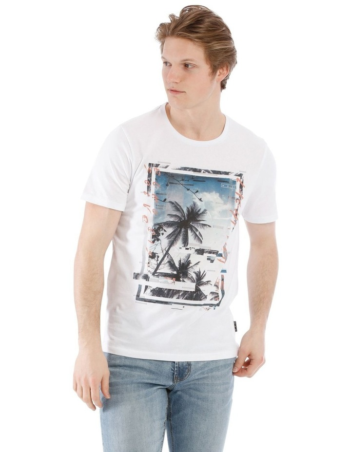 Vhs Palms Short Sleeve Print Tee image 1