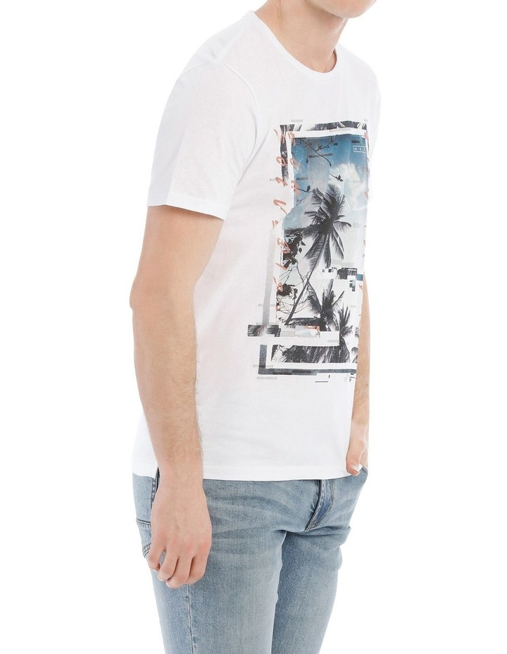 Vhs Palms Short Sleeve Print Tee image 2