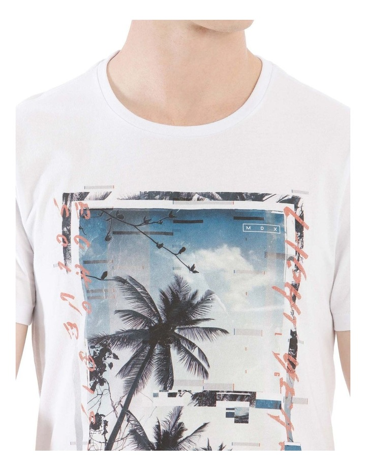 Vhs Palms Short Sleeve Print Tee image 4