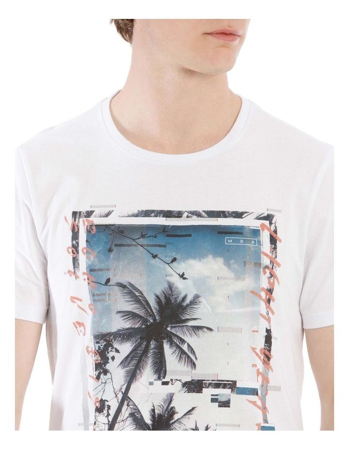 Vhs Palms Short Sleeve Print Tee image 4