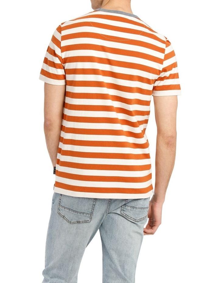 Solstice Short Sleeve Stripe Tee image 3